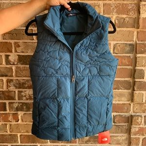 FINAL PRICE . NEW The North Face Rhea Down Vest